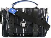 Proenza Schouler PS1 medium satchel - women - Leather/Nylon - One Size