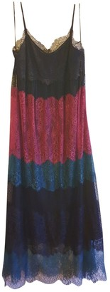 Twin-Set Twin Set Multicolour Lace Dress for Women