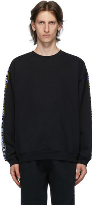 Vetements Black Tape Crewneck Sweatshirt