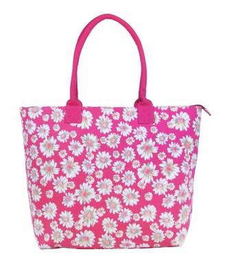 New Jazzi Bags - Ladies High Quality Canvas Spacious Shopper Beach Tote Bag 17 Colours