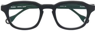 Études Minimal two-tone glasses