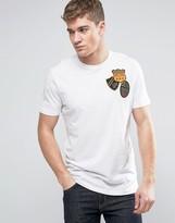 Brave Soul Bagde T-shirt