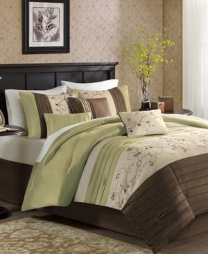 Madison Home USA Serene 7-Pc. King Comforter Set Bedding