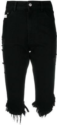 GCDS Knee-Length Shorts