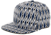 Gents Blue Diamond Snapback