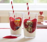 Pottery Barn Kids Girl Valentine's Day Tumblers
