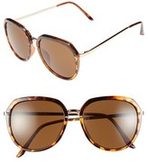A. J. Morgan A.J. Morgan 'Baxter' 53mm Sunglasses