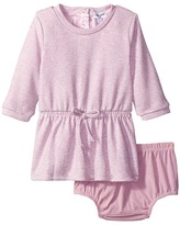 Splendid Littles Lurex Sweater Knit Dress (Infant)