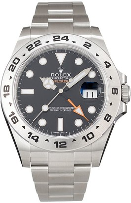 Rolex unworn Explorer II 42mm