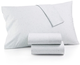 Whim by Martha Stewart Collection Space-Dye 4-Pc. King Sheet Set, 200 Thread Count 100% Cotton