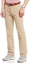 Daniel Cremieux Atwood Straight-Fit Flat-Front Performance Stretch Pants