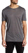 Slate & Stone Knit Linen Short Sleeve Shirt