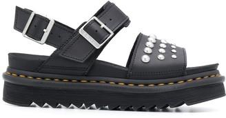 Dr. Martens Open Toe Studded Sandals
