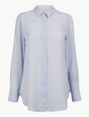 Marks and Spencer Longline Blouse