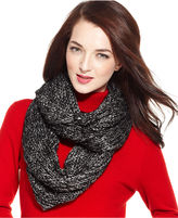 Calvin Klein Scarf, Sequin Knit Infinity Scarf