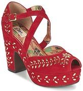 Miss L Fire Miss L'Fire SELINA Red