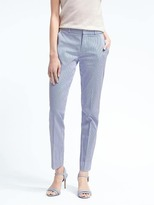 Banana Republic Ryan-Fit Stripe Pants