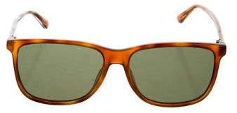 Gucci Square Tinted Sunglasses w/ Tags