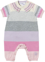 Bonnie Baby Degraded Stripe Playsuit