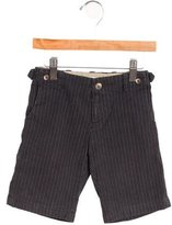 Bonpoint Boys' Pinstripe Straight-Leg Pants