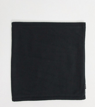 Protest Neckmu neck warmer in black Exclusive at ASOS
