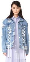 Public School Gwenda Denim Jacket
