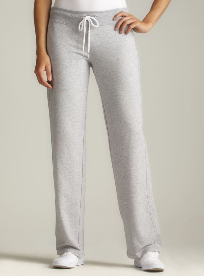 Calvin Klein Gray Drawstring Quick Dry Performance Pant