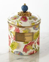 Mackenzie Childs MacKenzie-Childs Small Morning Glory Canister