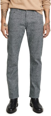 AG Jeans Civil Herringbone Graduate Pants