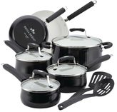Paula Deen Savannah Cookware Set (12 PC)