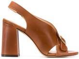 Tila March Georgia high heel