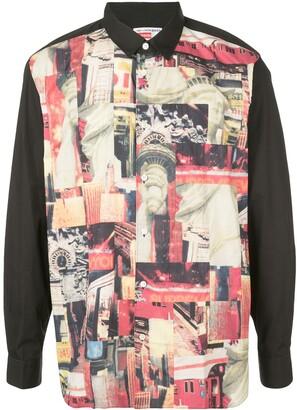 Supreme x Comme des Garcons Graphic Button Up Shirt
