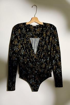 Intimately Printed Turnt Bodysuit