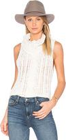BB Dakota Tenbrook Sweater in Ivory. - size L (also in M)
