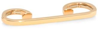 Repossi Staple 18K Rose Gold Bar Ear Cuff