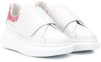ALEXANDER MCQUEEN KIDS Oversized-Sole Sneakers