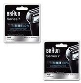 Braun 9000FC Pulsonic Foil & Cutter, 2 Pack