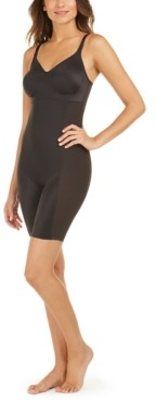 Miraclesuit Women's Smooth Sculpt Thigh Slimming Bodysuit 2860