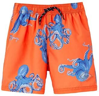 Joules Kids Ocean (Toddler/Little Kids/Big Kids) (Blue Sharks) Boy's Swimwear