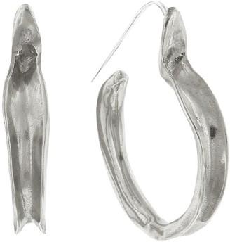 ARIANA BOUSSARD-REIFEL Kiki Hoop Earrings - Sterling Silver