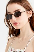 Urban Outfitters Sneaky Slim Square Sunglasses