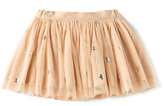Stella McCartney Honey Star Tulle Skirt
