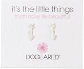 Dogeared Arrow Earrings