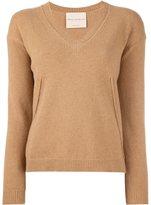 Erika Cavallini V-neck sweater