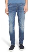 Hudson 'Sartor' Slouchy Skinny Fit Jeans (Beach Slope)