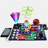 Asstd National Brand Elenco Snap Circuits Light