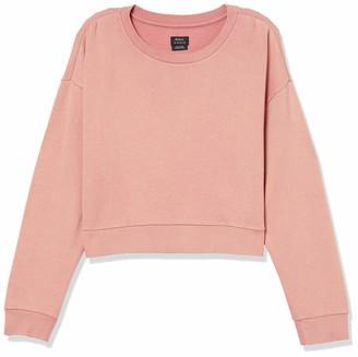 RVCA Women's Buzzed Fleece Sweatshirt