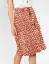 Fat Face Mina Jungle Cat Skirt