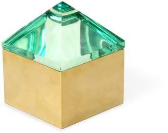 Jonathan Adler Small Green Monte Carlo Stud Box