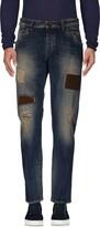 Siviglia Denim pants - Item 42588416